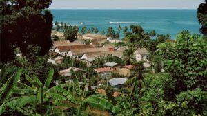 african Island
